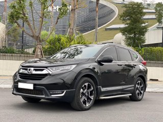 Bán nhanh chiếc xe Honda CR V năm sản xuất 2018