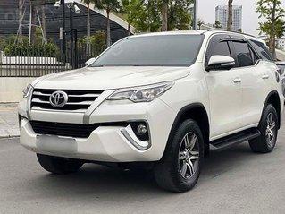 Bán Toyota Fortuner đời 2017, màu trắng, xe nhập còn mới