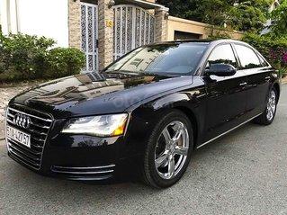 Bán Audi A8 đời 2012, màu đen, xe nhập, xe chính chủ