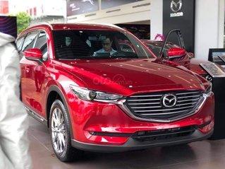 [Hot] Mazda CX-8 đỏ pha lê 2021