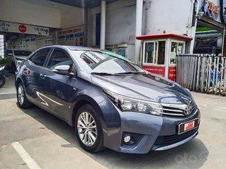 Cần bán gấp Toyota Corolla Altis sản xuất 2015 chính chủ, giá tốt