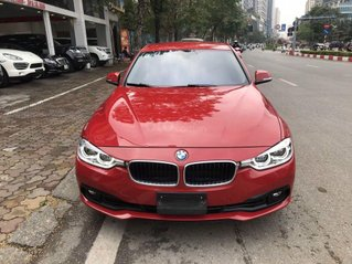 Bán xe BMW 3 Series năm sản xuất 2018, màu đỏ, nhập khẩu