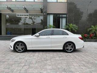 Bán xe Mercedes C class năm sản xuất 2016, màu trắng số tự động