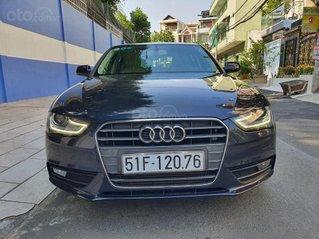 Bán xe Audi A4 sản xuất 2015, màu xanh lam như mới