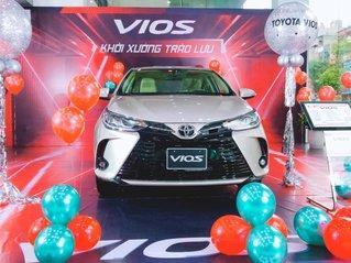 [Giá tốt nhất miền Bắc] Toyota Vios 2021, sẵn xe đủ màu giao ngay, liên hệ để nhận ưu đãi, quà khủng tháng 3