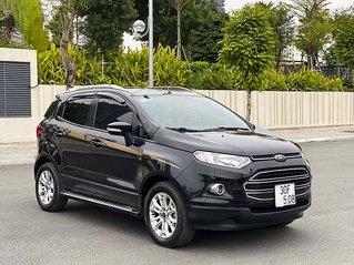 Cần bán gấp Ford EcoSport năm 2015, màu đen