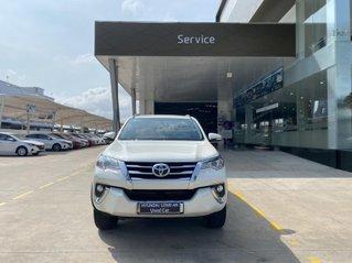 Toyota Fortuner 2017, đi 47.000km - xe cực đẹp - giá 879tr - hỗ trợ trả góp 70% giá trị xe