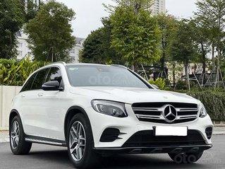 Bán ô tô Mercedes GLC 300 2016, màu trắng