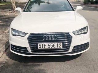 Bán Audi A7 2015 màu trắng nhập khẩu từ đức, xe chính chủ