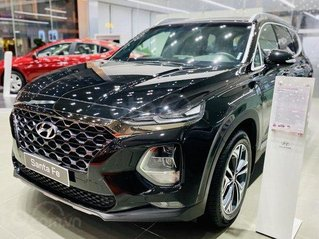 Hyundai Santafe bản xăng vin 2020, tặng tiền mặt khủng 110 triệu