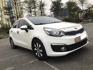 Cần bán xe Kia Rio 1.4 AT 2015, màu trắng, nhập khẩu chính chủ, 420 triệu