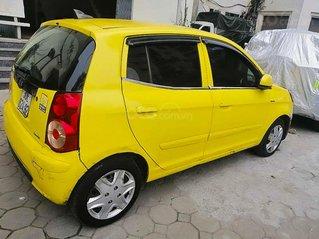 Cần bán gấp Kia Morning đời 2013, màu vàng