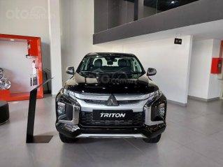 Mitsubishi Triton giá 600tr - Trả góp 150tr. Giao xe miễn phí