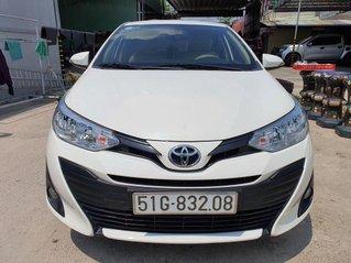 Bán ô tô Toyota Vios E CVT năm 2018, giá chỉ 479 triệu