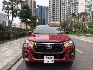 Cần bán lại xe Toyota Hilux năm 2020, màu đỏ, nhập khẩu