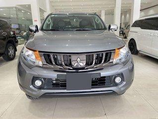 Bán ô tô Mitsubishi Triton 4x2 AT năm 2019, màu xám, nhập khẩu