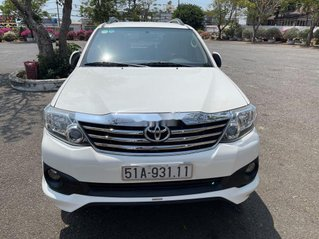 Xe Toyota Fortuner TRD sản xuất 2014, giá cạnh tranh