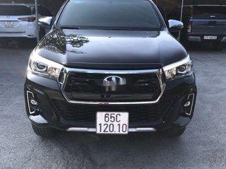 Cần bán gấp Toyota Hilux 2.8 G năm 2018, nhập khẩu, 819tr