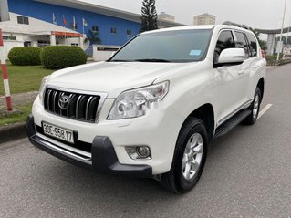 Cần bán gấp Toyota Land Cruiser Prado năm 2011, xe nhập