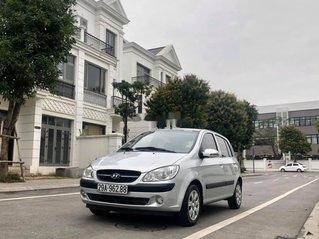 Bán ô tô Hyundai Getz năm sản xuất 2009, nhập khẩu nguyên chiếc giá cạnh tranh