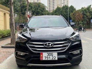 Xe Hyundai Santa Fe sản xuất năm 2018, giá thấp