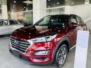 Bán Hyundai Tucson sản xuất năm 2021, màu đỏ, giá 784tr