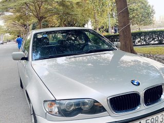 Cần bán BMW 325i lăn bánh 2005 chính chủ, nguyên bản, bản đủ đẹp xuất sắc