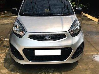 Bán xe Kia Morning sản xuất năm 2014, màu bạc, nhập khẩu còn mới