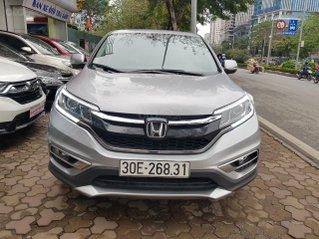 Honda CRV 2.4 2016 màu bạc, biển Hà Nội