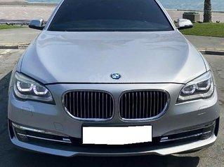 Bán BMW 7 Series 2014, màu xám, xe nhập còn mới