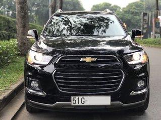 Bán ô tô Chevrolet Captiva sản xuất năm 2017, màu đen còn mới, giá tốt