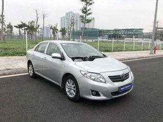 Bán xe Toyota Corolla Altis sản xuất năm 2009, xe nhập còn mới, giá chỉ 408 triệu