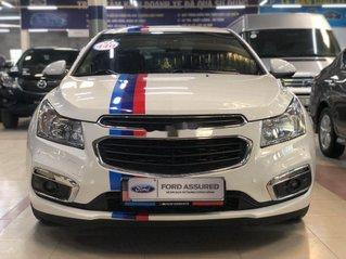 Cần bán gấp Chevrolet Cruze 2018, màu trắng, giá tốt