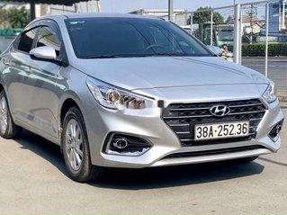 Bán ô tô Hyundai Accent 2019, màu bạc chính chủ, giá 428tr