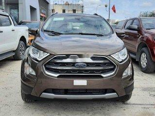 Bán xe Ford EcoSport sản xuất năm 2021, màu nâu, giá tốt