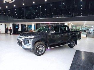 Bán Mitsubishi Triton sản xuất năm 2021, màu đen, xe nhập, giá tốt