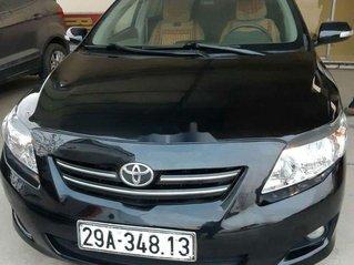 Cần bán Toyota Corolla Altis đời 2009, màu đen, xe nhập, 310tr