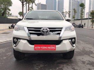 Bán Toyota Fortuner đời 2017, màu trắng, xe nhập, giá chỉ 865 triệu