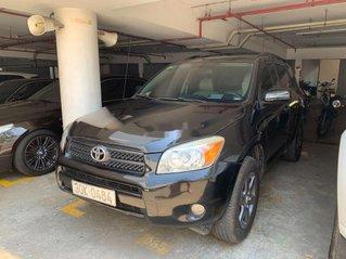Cần bán gấp Toyota RAV4 2007, màu đen, nhập khẩu nguyên chiếc