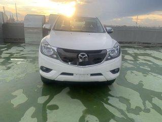 Bán Mazda BT 50 2.2 AT năm 2021, nhập khẩu, giá chỉ 604 triệu