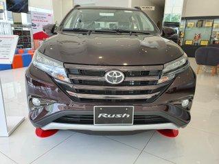 """""""Sốc"""" Bán Toyota Rush 633 triệu - đưa trước 200tr lấy xe - quà tặng theo xe"""
