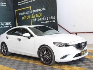 Mazda 6 Premium 2.5AT 2017, hỗ trợ trả góp