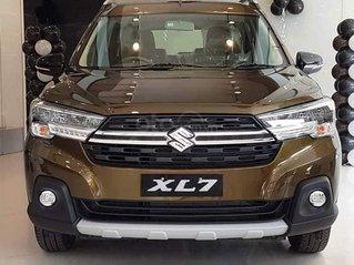 Suzuki XL7 - 2021 KM 25tr, tặng nhiều phụ kiện giá trị trong T3, xe đủ màu giao ngay tận nơi