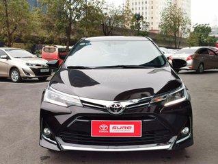 Bán Toyota Corolla Altis sản xuất 2020, màu đen