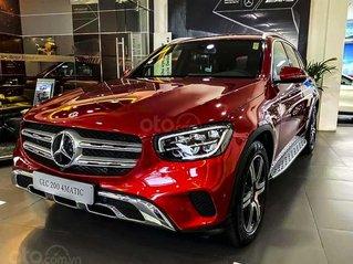 Bán xe Mercedes-Benz GLC200 4Matic sản xuất năm 2021, màu đỏ