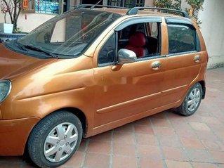Bán Daewoo Matiz 2005, nhập khẩu, màu cam