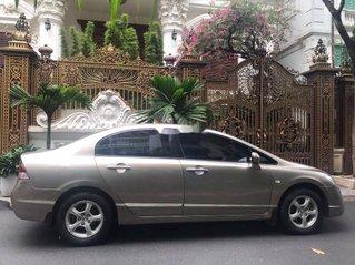 Bán Honda Civic sản xuất 2008, nhập khẩu còn mới, giá 295tr