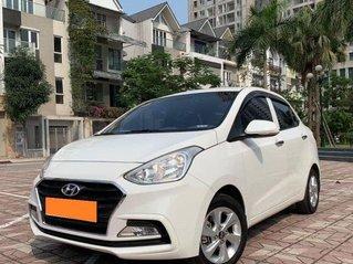 Cần bán Hyundai Grand i10 1.2 MT sản xuất năm 2019, màu trắng