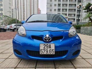 Cần bán Toyota Aygo năm sản xuất 2010, màu xanh lam