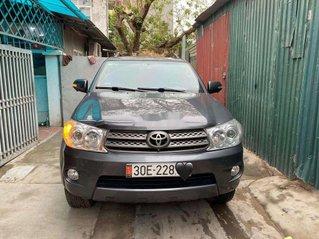 Cần bán lại xe Toyota Fortuner năm sản xuất 2010 còn mới, giá tốt